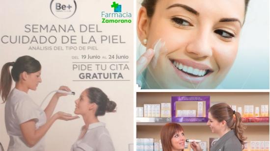 Semana del cuidado de la piel - Del 19 al 24 de junio
