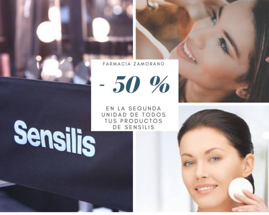 Del 19 al  25 de noviembre - promoción Sensilis